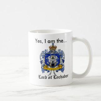 Mug Oui, je suis le seigneur de Lochaber