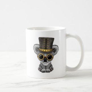 Mug Ours de koala mignon de bébé de Steampunk