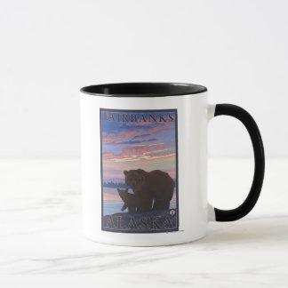 Mug Ours et CUB - Fairbanks, Alaska