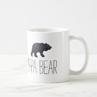 Mug Ours gris texturisé