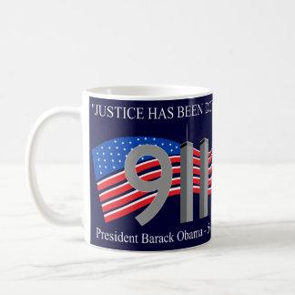 Mug Oussama Ben Laden mort - la justice a été faite