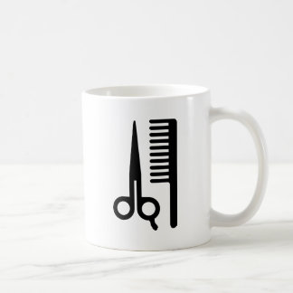 Mug Outils de coiffeur
