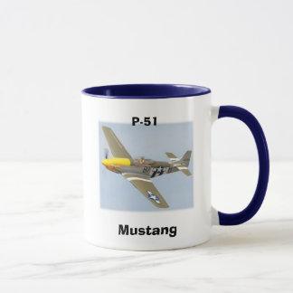 Mug p-51-mustang