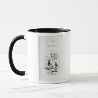 Mug Page titre 'de House morne