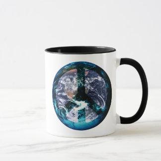 Mug Paix du monde