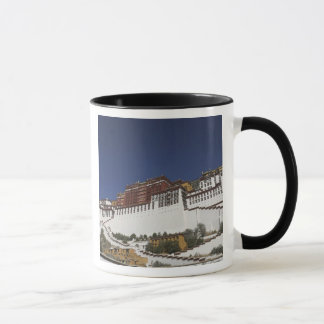 Mug Palais de Potal à Lhasa, Thibet