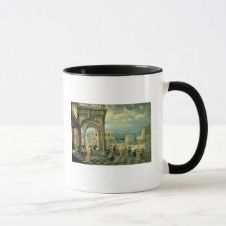 Mug Palais italien, 1623