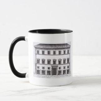 Mug Palazzo de la famille de Fonseca, Rome, de