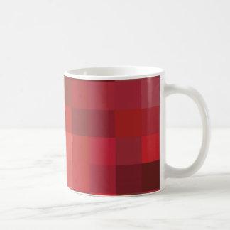 Mug Palette de couleurs de lumières et d'obscurités de