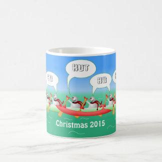 Mug Palette de Noël