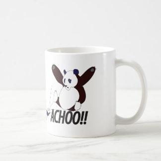 Mug Panda de éternuement drôle