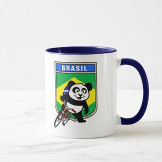 Mug Panda de recyclage du Brésil