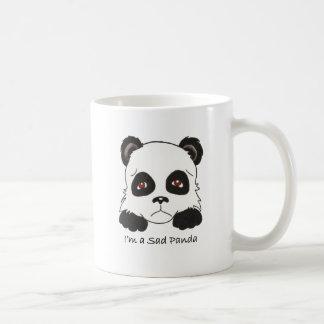 Mug Panda triste