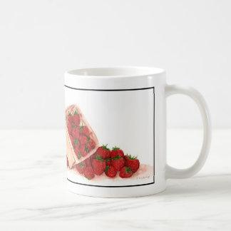 Mug Panier de fraise