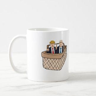 Mug Panier de penny d'atout de Deplorables --