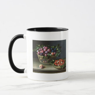 Mug Panier des prunes et panier des fraises, 1632