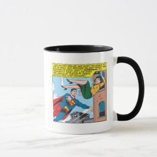 Mug Panneau comique de Superman - Lois économisant
