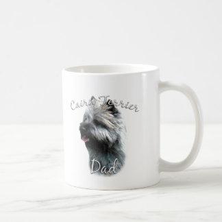 Mug Papa 2 de Terrier de cairn