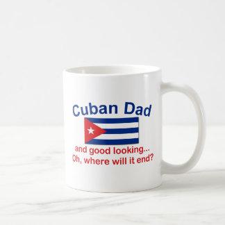 Mug Papa de Cubain de Gd Lkg