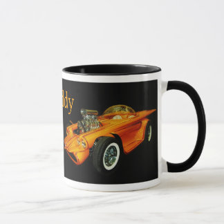 Mug Papa de hot rod