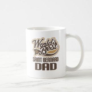 Mug Papa de St Bernard (mondes meilleurs)