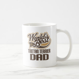 Mug Papa de Terrier tibétain (mondes meilleurs)