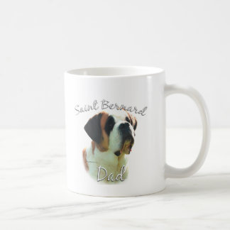 Mug Papa (lisse) 2 de St Bernard