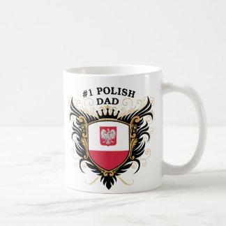 Mug Papa polonais du numéro un