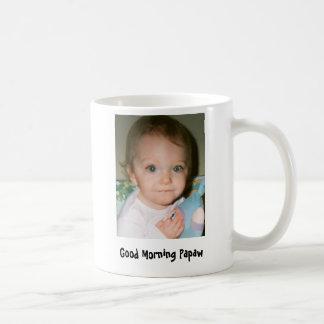 Mug Papaye bonjour