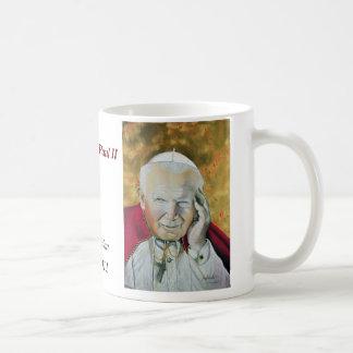 Mug Pape Jean Paul II