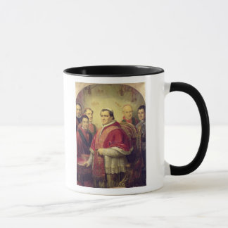 Mug Pape Pius IX 1847