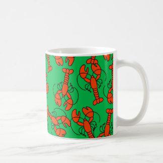 Mug Papier peint de homard