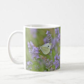 Mug Papillon de blanc de chou