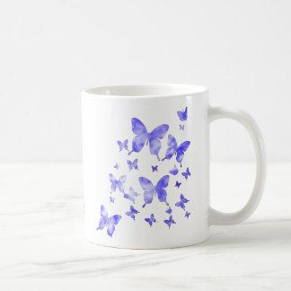 Mug Papillons bleus