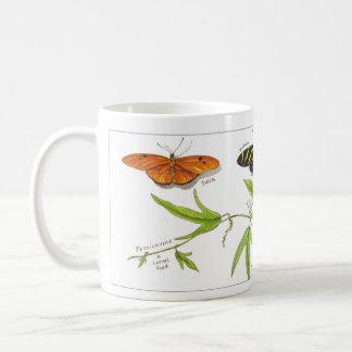 Mug Papillons de Longwing