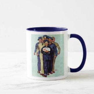 Mug Paquet de Willie Gillis de maison