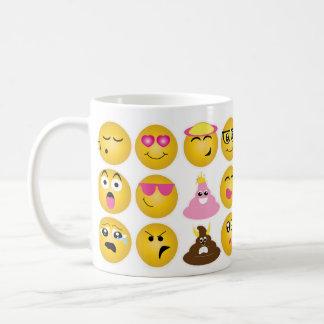 Mug paquet d'emojis