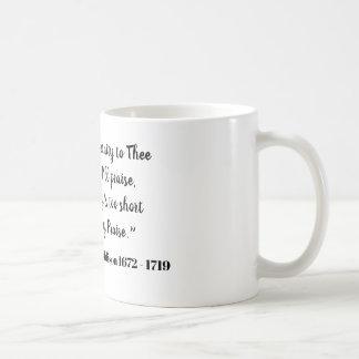 Mug Par toute l'éternité à Thee (déclaration d'amour)