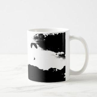 Mug Parapentisme au-dessus des nuages