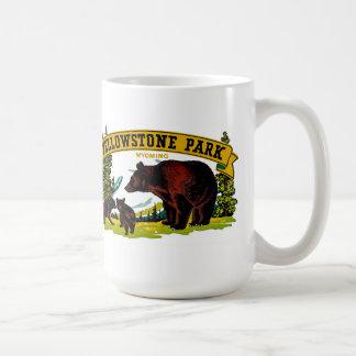 Mug Parc de Yellowstone