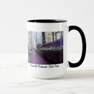 Mug Parc d'état géant de séquoias de Dyerville