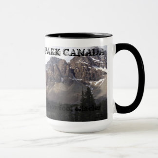 Mug Parc national de Banff - glacier de rallonge