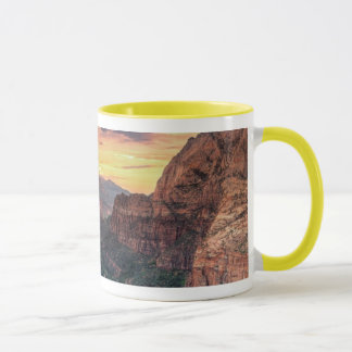 Mug Parc national de canyon de Zion