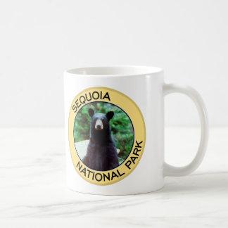 Mug Parc national de séquoia