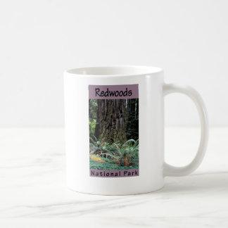 Mug Parc national de séquoias