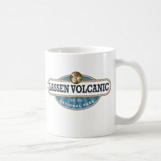 Mug Parc national volcanique de Lassen