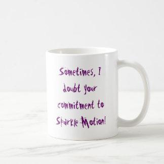Mug Parfois, je doute de votre engagement pour