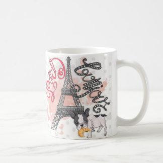 Mug Paris Bonjour