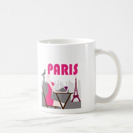 Mug paris, Paris - France Eiffel TowerChamps Elysée...