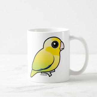 Mug Parrotlet Pacifique jaune